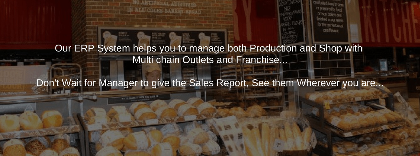 Bakery Software Banner